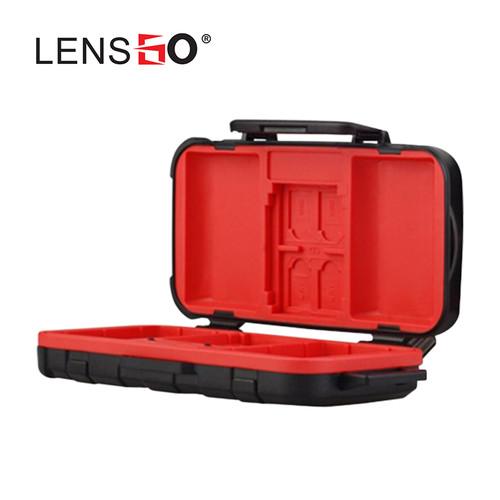 Foto Produk LENSGO LUGGAGE BATTERY CASE D850 dari Focus Nusantara