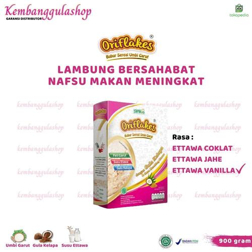 Foto Produk ORIFLAKES 900 gram asam lambung termurah - Vanilla dari kembanggulashop