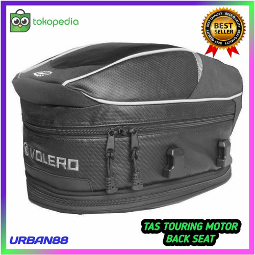Foto Produk Tas Touring Motor Back Seat Storage Bag - VOLERO dari URBAN88
