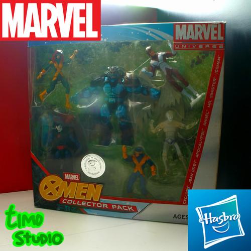 Foto Produk Hasbro X-Men Collection Pack Apocalypse Sinister dari TimoStudio