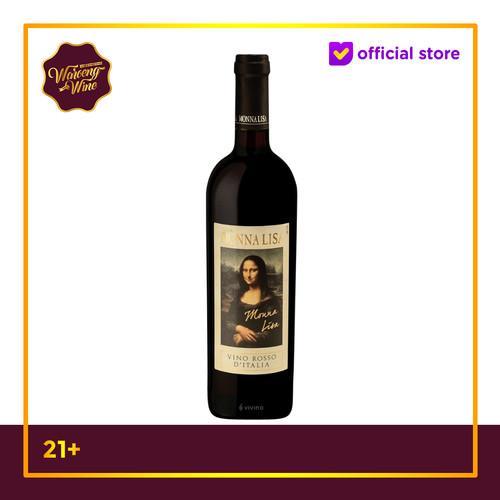 Foto Produk Red Wine Monna Lisa Vino Rosso D'Italia dari Waroeng Wine GS