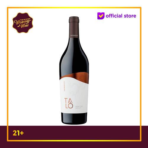 Foto Produk Red Wine Talo Primitivo Merlot San Marzano dari Waroeng Wine GS