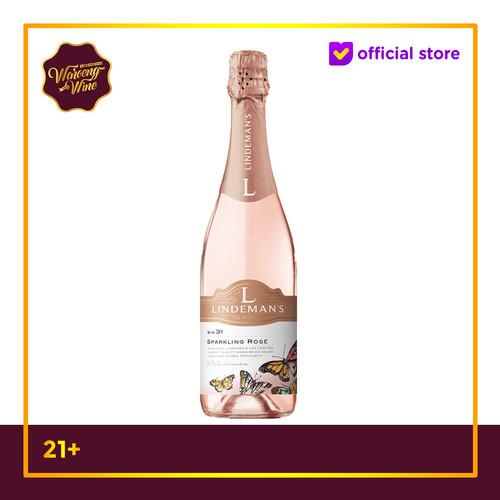 Foto Produk Rose Wine Lindemans Bin 30 Lindeman Sparkling Rose dari Waroeng Wine GS