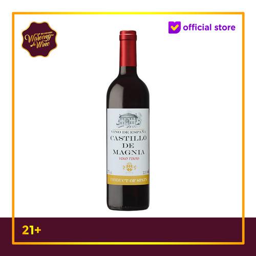 Foto Produk Red Wine Castillo De Magnia Vino Tinto Tempranillo dari Waroeng Wine GS