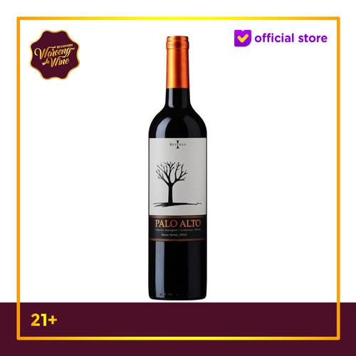Foto Produk SALE ! Red Wine Palo Alto Reserva Cabernet Sauvignon Carmenere Shiraz dari Waroeng Wine GS