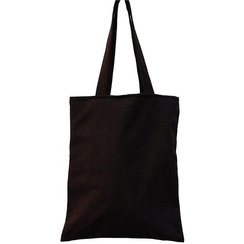 Foto Produk Tote Bag Polos Kameha Tebal Kuat Ready Stock - Hitam dari KamehaShop.com