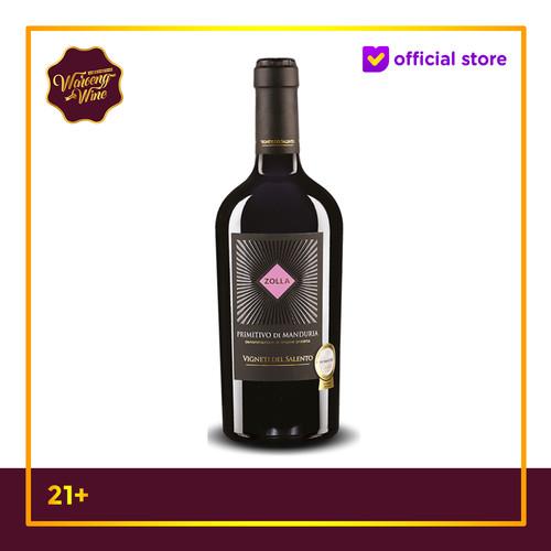 Foto Produk Red Wine Zolla Primitivo Di Manduria dari Waroeng Wine GS