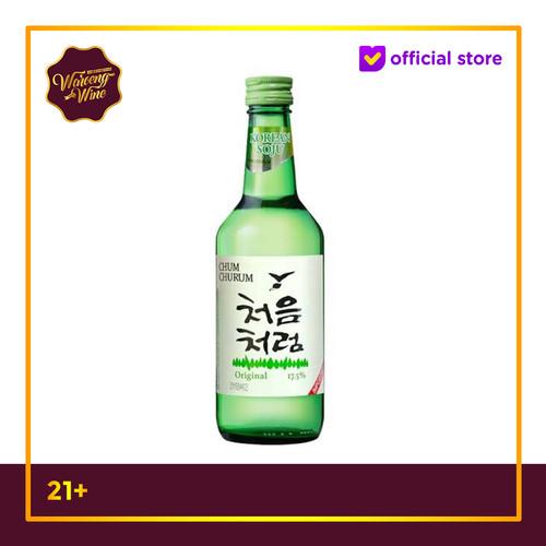 Foto Produk Soju Korea Chum Churum Original 360ml dari Waroeng Wine GS