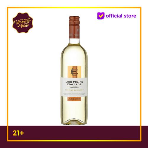 Foto Produk White Wine Luis Felipe Edwards Sauvignon Blanc dari Waroeng Wine GS