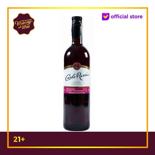 Foto Produk Sweet Red Wine Carlo Rossi Sangria dari Waroeng Wine GS