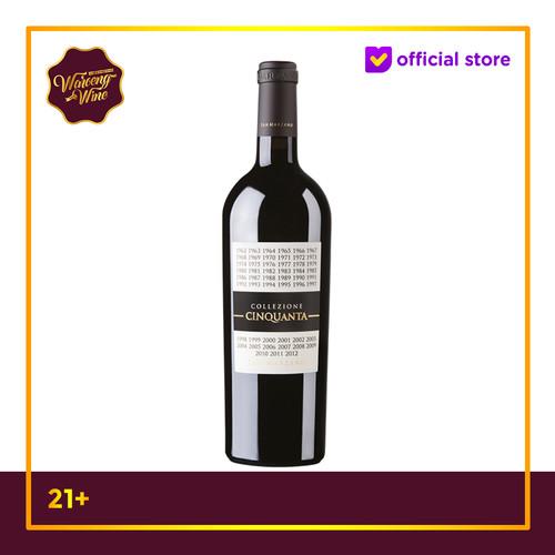 Foto Produk Red Wine Collezione Cinquanta San Marzano dari Waroeng Wine GS