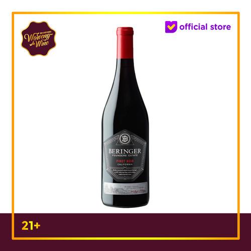 Foto Produk PROMO TERMURAH Red Wine Beringer Founders Estate Pinot Noir dari Waroeng Wine GS