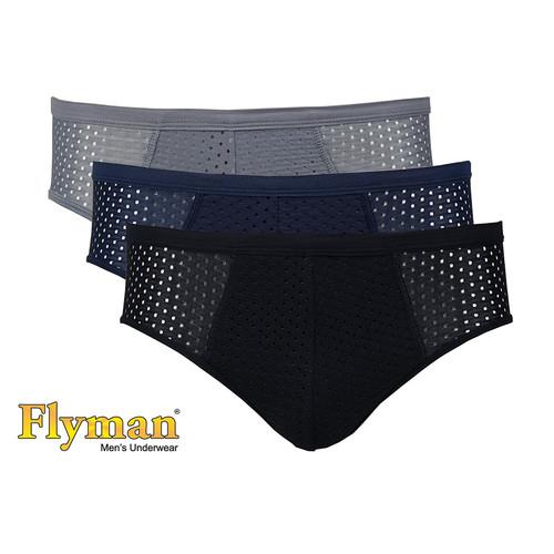 Foto Produk Flyman Celana Dalam Pria Dewasa | Pakaian Dalam | FM 3245 1 Pack Isi 3 - M dari Flyman Nathalie Store