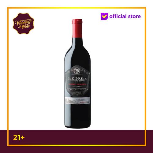 Foto Produk PROMO TERMURAH Red Wine Beringer Founders Estate Cabernet Sauvignon dari Waroeng Wine GS