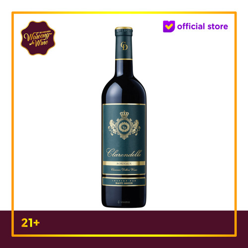Foto Produk Red Wine Clarendelle Rouge Bordeaux 2015 dari Waroeng Wine GS