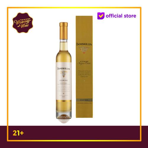 Foto Produk Ice Wine Inniskillin Gold Vidal 375ml Sweet Wine dari Waroeng Wine GS