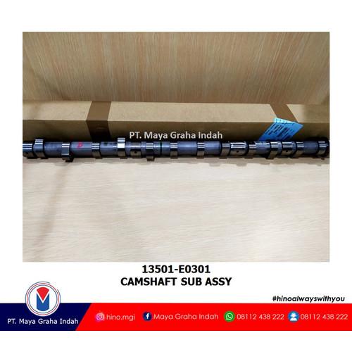 Foto Produk CAMSHAFT SUB ASSY / 13501E0301 dari mayagrahaindahofficial