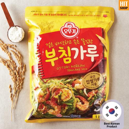 Foto Produk Ottogi Pancake Mix - Tepung Campuran Pancake Korea dari HITSHOP INDONESIA