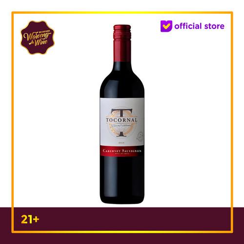 Foto Produk Red Wine Cono Sur Tocornal Cabernet Sauvignon 2020 dari Waroeng Wine GS