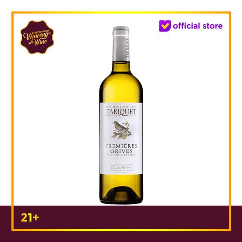 Foto Produk Sweet White Wine Domaine Du Tariquete Premieres Grives Late Harvest dari Waroeng Wine GS