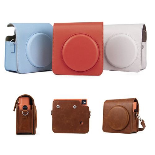 Foto Produk Case Instax Square Sq1 Leather Bag Casing Instax Sq1 dari taskamera-id