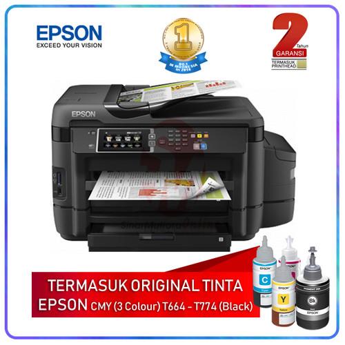 Foto Produk Epson Printer L1455 Wi-Fi - hitam dari Sinarmutiara Online