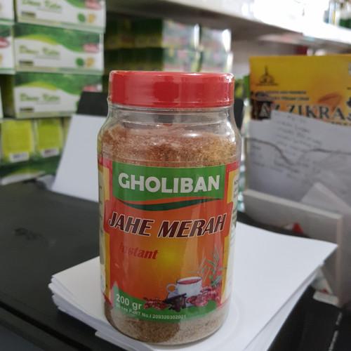 Foto Produk Jahe Merah Gholiban dari Zyfara Herbal