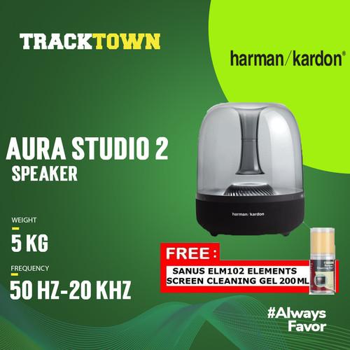 Foto Produk HARMAN KARDON AURA STUDIO 2 - Hitam dari tracktown