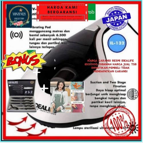 Foto Produk Vacum / Dust UV Mite Vacuum Cleaner/ Pembunuh Tungau -IDEALIFE IL-132 dari YONZENI21