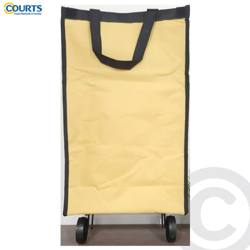 Foto Produk Shopping Trolley Fold-able [Red] dari COURTS