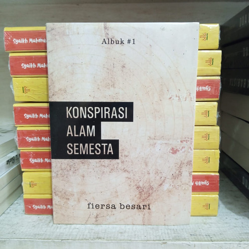 Foto Produk NOVEL KONSPIRASI ALAM SEMESTA by FIERSA BESARI dari Revanda Book Collection