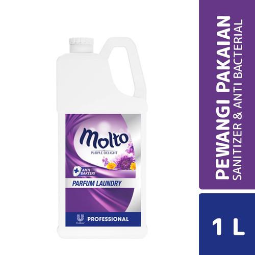 Foto Produk Molto Professional Perfume Purple Delight 1 L dari Mesinlaundry