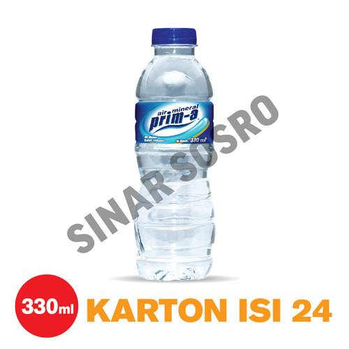 Foto Produk 5 Karton Prim-a Botol 330 ml dari Sosro Official Store