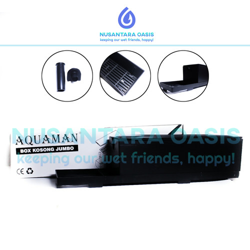 Foto Produk TOP FILTER BOX KOSONG ATAS ARMADA BESAR AQUARIUM AQUASCAPE JUMBO XL dari NoasisJKT