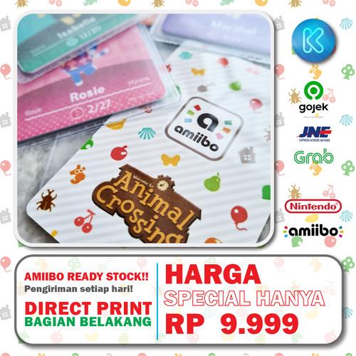 Foto Produk Amiibo Animal Crossing Clone (Series 100-400, Sanrio, Welcome Amiibo) dari Kenkode