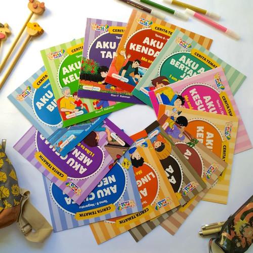 Foto Produk Cerita Tematik PAUD - TK Isi 12 Buku dari DM Bookstore