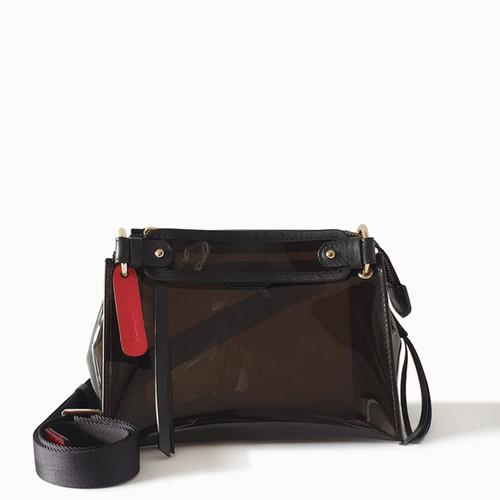 Foto Produk Dapoza Arm Candy Boba Mini Tas Selempang PVC Transparan Wanita dari DA'POZA