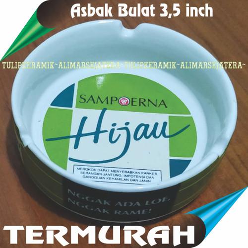 Foto Produk Asbak Keramik logo - S. I.j.o dari Tulip'S Keramik