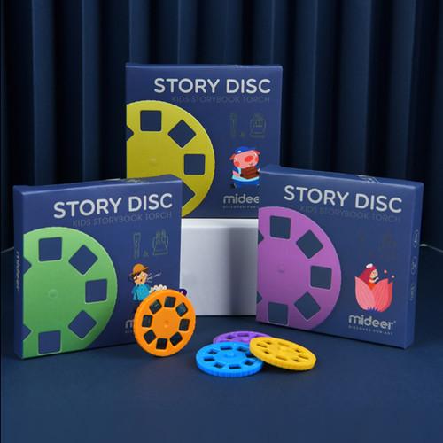 Foto Produk Mainan Anak / Story Tourch / Mainan Edukasi - Story Disc dari HappyPlay Indonesia