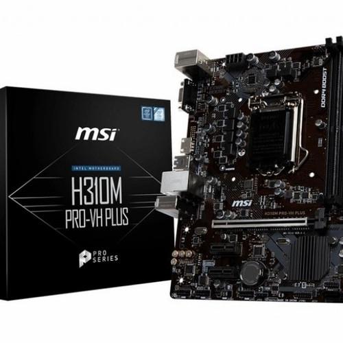 Foto Produk Mainboard Motherboard MSI H310M PRO-VH PLUS dari LTFN Project