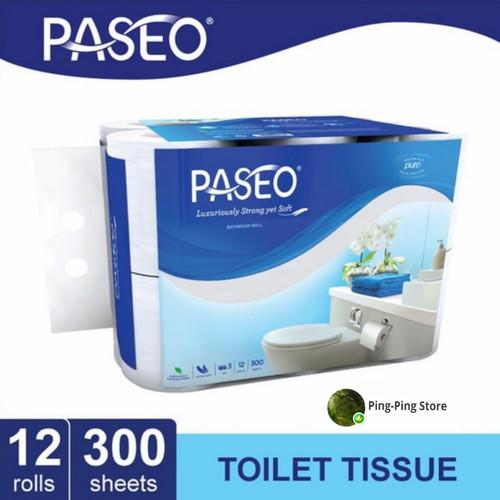 Foto Produk Paseo Tissue Toilet 12 Rolls dari Ping-Ping Store