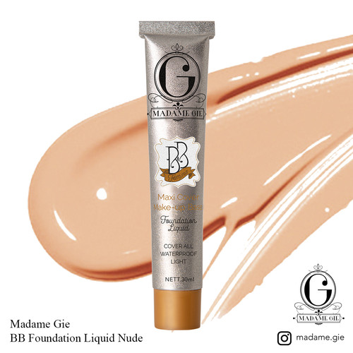 Foto Produk Madame Gie Femme BB Foundation - Nude dari Madame Gie Official