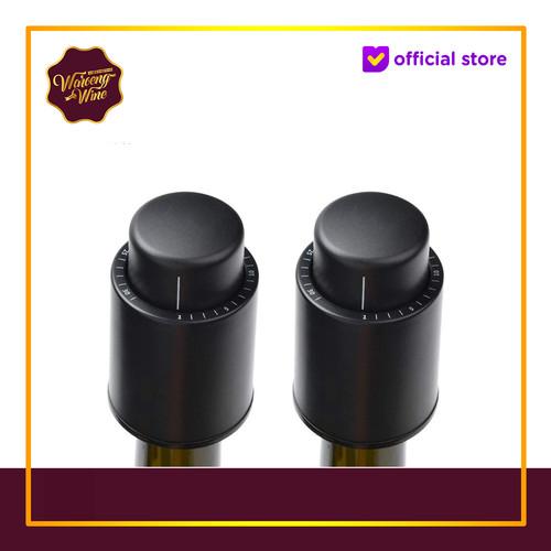 Foto Produk Bottle Stopper Vacuum Sealed dari Waroeng Wine GS