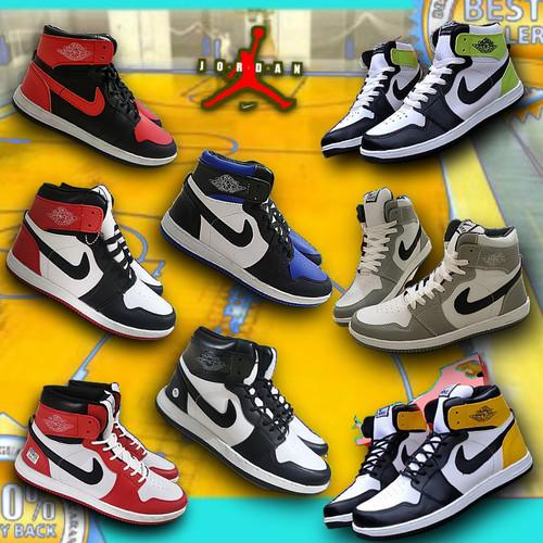 Foto Produk sepatu air Jordan nike Jordan - hitam putih, 39 dari GAZAH INDONESIA