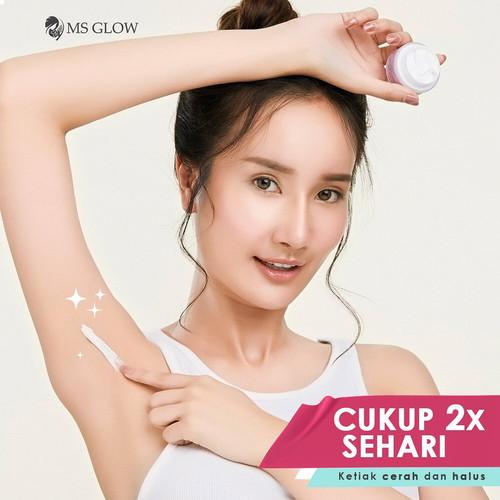Foto Produk MS GLOW - UNDER ARM Inner Thigh Lightening dari MS Glow_Surabaya