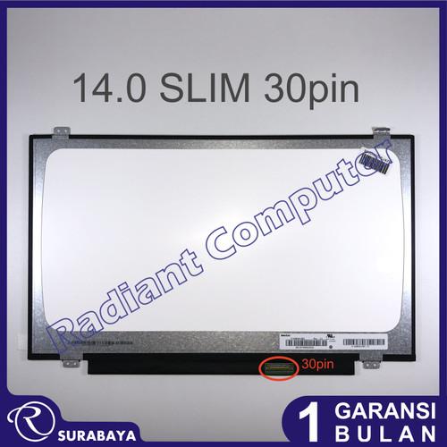 """Foto Produk LED 14.0"""" Wide Slim, 1366*768, 30 pins dari Radiant Komputer"""