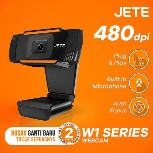 Foto Produk Webcam Jete W1 VGApx dari JETE Official Surabaya