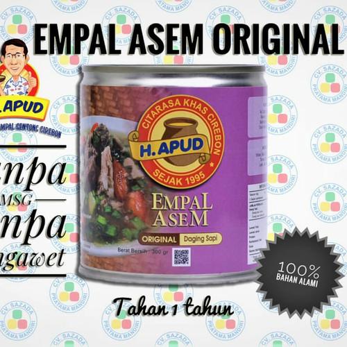 Foto Produk empal asem h.apud original - empal asem orig dari empal gentong H.apud