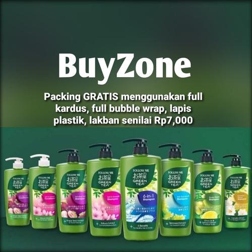 Foto Produk FOLLOW ME Green Tea Shampoo & Conditioner 650ml ORIGINAL - Hijab Anti Itch dari BuyZone