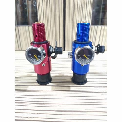 Foto Produk Regulator Paintball taiwan M18 output 1800 psi dari dayakaryamakasar